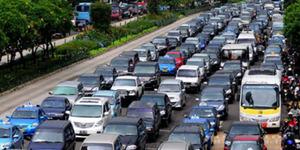 Selain Tidak Aman, Jakarta Kota Paling Macet Sejagat