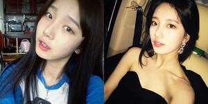 Song Han Hee, Gadis Cantik Kembaran Suzy Miss A