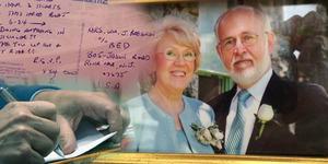 Suami Romantis Tulis Surat Cinta Untuk Istri Selama 40 Tahun