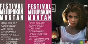 Susah Move On? Ikuti 'Festival Melupakan Mantan' di Jogja