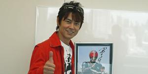 Tetsuo Kurata 'Satria Baja Hitam' Tampil di Satria Garuda Bima X