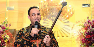 Tongkat Pusaka Diponegoro 'Kanjeng Kyai Tjokro' Dikembalikan Belanda
