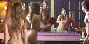 Tren Tenis Meja Bugil Banyak Diminati di Inggris