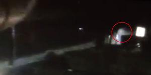 Video Hantu Muncul Dari Gumpalan Asap di Australia