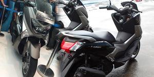 Spesifikasi Yamaha Nmax, Harga Rp 27 Juta