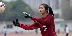 Zhao Lina, Kiper Cantik Asal China