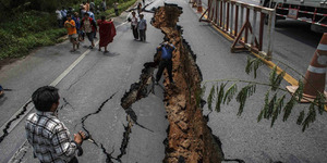 30 Tahun Lagi, Los Angeles Diguncang Gempa Dahsyat