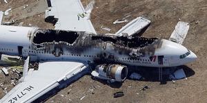 4 Insiden Pesawat Jatuh Disabotase Pilot