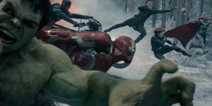 Aksi Para Superhero di Trailer Ke-4 Avengers: Age of Ultron