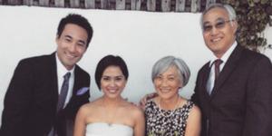 Anak Tak Hadir ke Pernikahan, Sarah Sechan: Anak Saya Sekolah