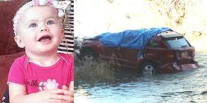 Bayi Kecelakaan Mobil Tercebur di Sungai 14 Jam Selamat