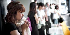 Bule Genit Nekat Cium Cewek Jepang Ditangkap Polisi