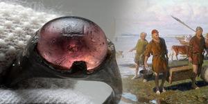 Cincin Berlafadz 'Allah' Ditemukan di Kuburan Bangsa Viking