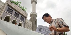 Demi Wisatawan Muslim, Korsel Perbanyak Masjid