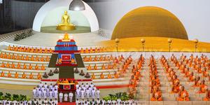 Kuil Buddha Kembalikan Donasi Hasil Korupsi Rp 272 M