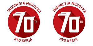 Dinilai Jelek, Logo 70 Tahun HUT RI Dikritik Netizen