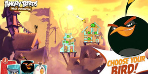 Dirilis Angry Birds Under Pigstruction