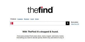 Facebook Beli The Find, Search Engine Toko Online