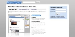 Facebook Tutup Friendfeed