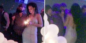 Foto Bukti Kedekatan Leonardo DiCaprio-Rihanna