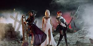 Hyorin, Bora, Dasom Sistar Jadi Superhero Seksi di Iklan KakaoTalk