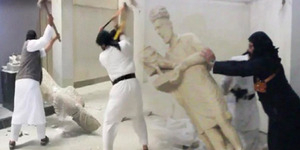 ISIS Lelang Artefak Bersejarah di e-Bay Rp 1,2 Juta