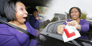Janine Mars Gagal Ujian SIM 250 Kali Selama 14 Tahun