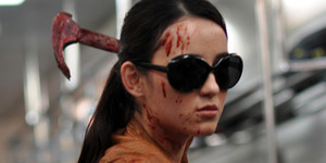 Julie Estelle Bintangi Film The Kickboxer: City of Blood?
