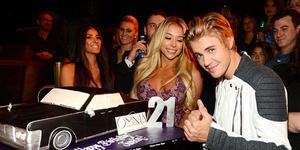 Justin Bieber Kepergok Cium Gadis Pirang di Pesta Ulang Tahun