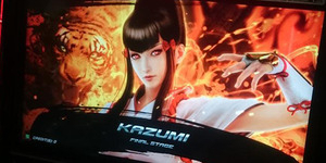 Kazumi Mishima, Wanita Mematikan di Tekken 7
