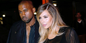 Laptop Berisi Video Seks Threesome Kim Kardashian-Kanye West Hilang