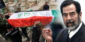 Makam Saddam Hussein Hancur Akibat Serangan ISIS