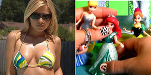Mantan Bintang Porno Sandy Summers jadi Artis Youtube Termahal