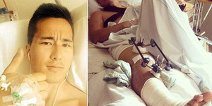 Mati Suri, Pemuda Swedia Ngaku Jalan-Jalan di Dunia Kematian