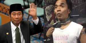 Haji Lulung Maafkan Kaka & Ngaku Slankers