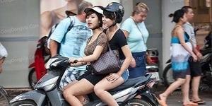 Mirip Begal, Penjahat Seks Remas Payudara Wanita Pengendara Motor