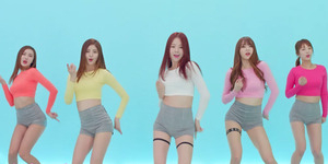MV Seksi 'Up and High' EXID Jadi Viral di YouTube