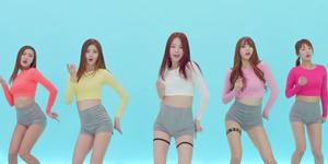 MV Seksi 'Up and High' EXID Jadi Viral di YouTube