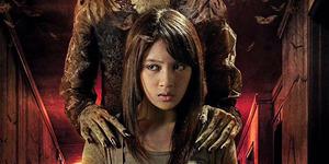 Nabilah JKT48 Diteror Hantu di Poster Film Wewe
