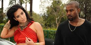 Kanye West Pamer Foto Bugil Kim Kardashian