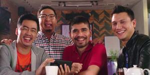 Tak Cuma AADC, Pemain Film Jomblo juga Reuni di Video Iklan