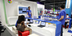 Penampakan Toko Pertama Google