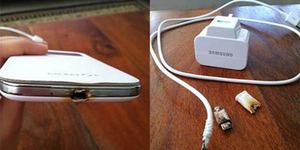 Penyebab Charger Handphone Terbakar