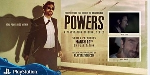 PlayStation Rilis Serial Superhero 'Powers'