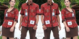 PNS Bali Wajib Pakai Baju Berbahan Kain Endek