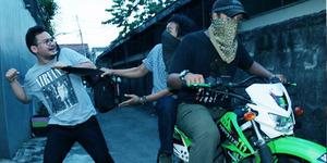 Polisi Medan Dibegal, Duit Rp 5 Juta dan Pistol Raib