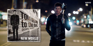 Proyek Solo, Tom DeLonge Rilis Lagu New World