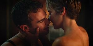 Rahasia Adegan Seks Theo James-Shailene Woodley di Insurgent