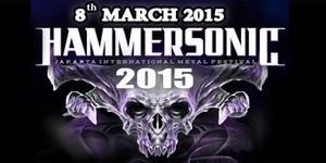 Rundown Resmi Hammersonic 2015