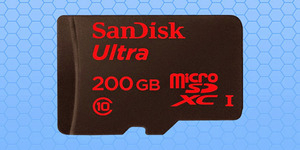 Sandisk Rilis MicroSD 200GB Pertama di Dunia